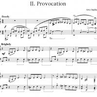 2. Provocation